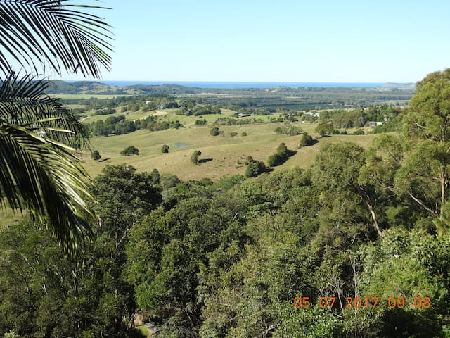 Picadilly Garden Flat, Byron/Newrybar/Bangalow