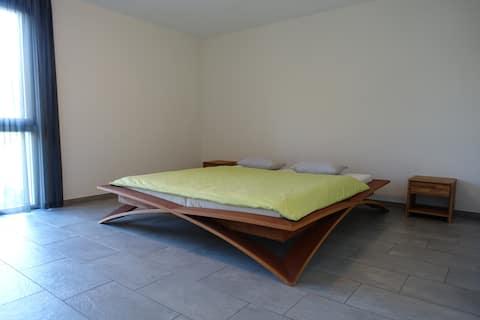 Gästezimmer in Lyss, zentrale Lage