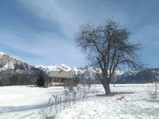 Vos vacances à Puy Saint Vincent, c est chez nous.
