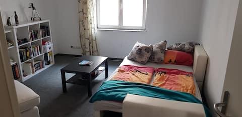 Gemütliches Doppel Zimmer in der Innenstadt