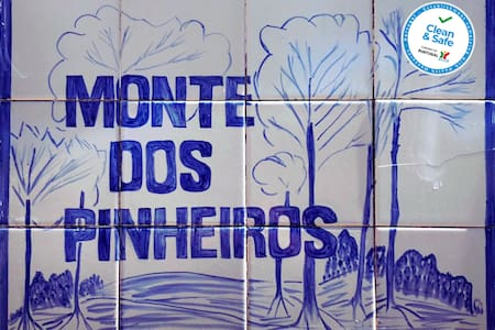 Monte dos Pinheiros, Moradia típica alentejana