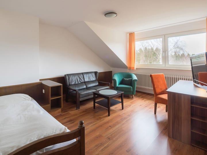 Landhaus Mordlau Hotel Garni (Bad Steben), Einzelzimmer