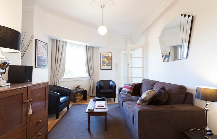 Renovated Art Deco Nest. Welcome! - Potts Point - Byt
