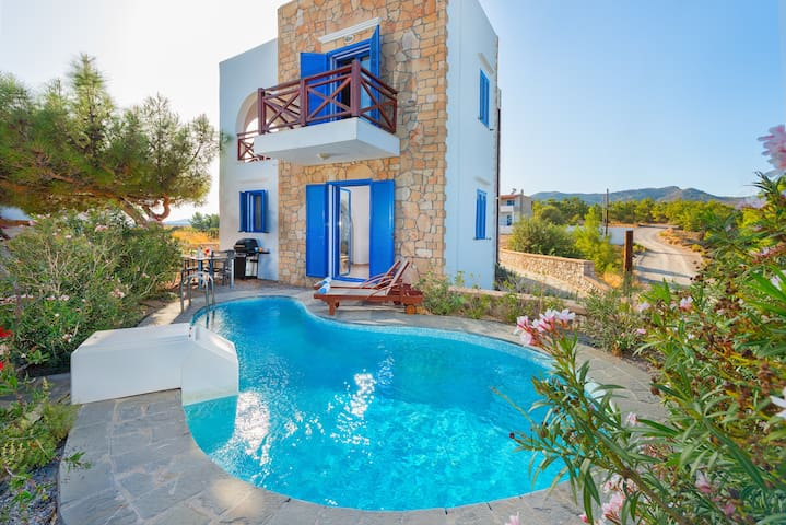 Blue Sea Villa - Rodos - Huvila