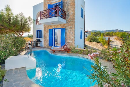 Blue Sea Villa - Rhodes