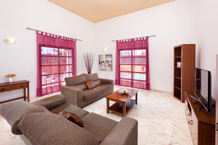 Villa Superior Duplex Sea View - Living Room 3