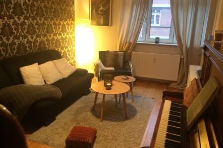 48 m2 Wohnung in HH Eppendorf - Hamburg