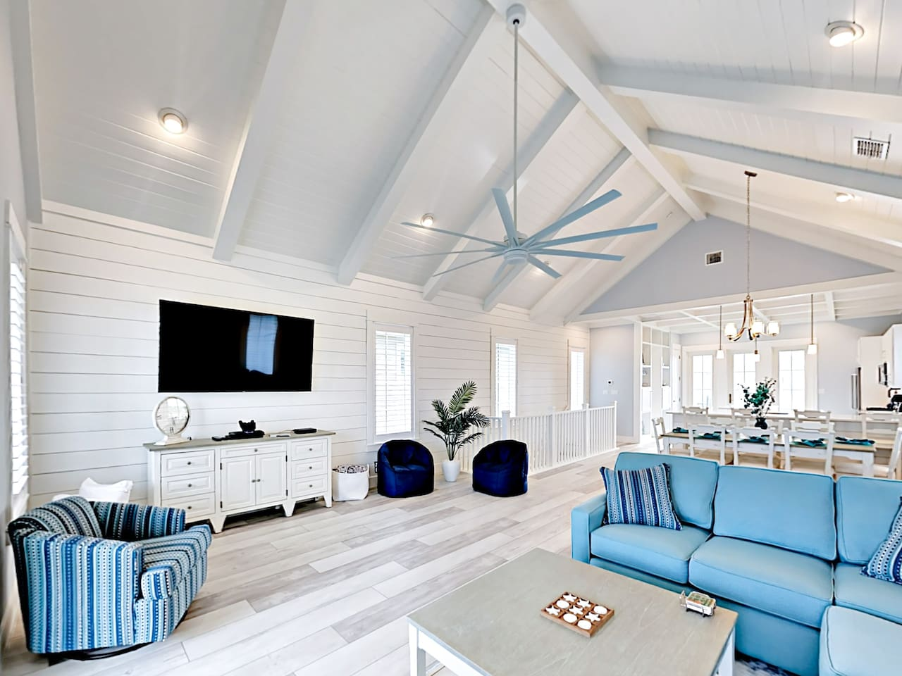 Welcome to Port Aransas! This Palmilla Beach house is professionally managed by TurnKey Vacation Rentals.