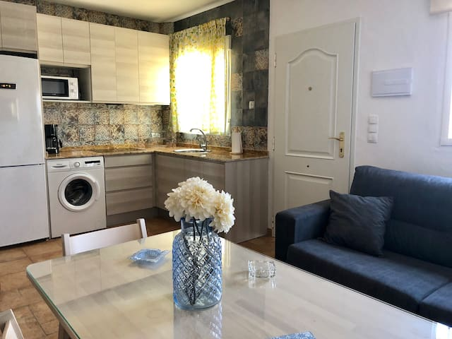 Apartamento en Playa de Bolonia, Tarifa