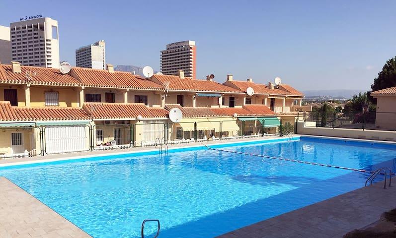 Benidorm Apartment close to all amenities