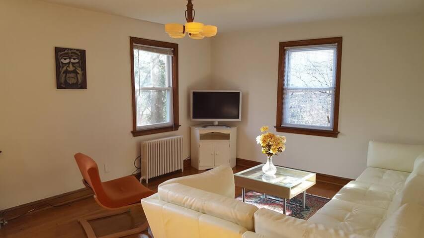 Glover park oasis - Washington - Apartment