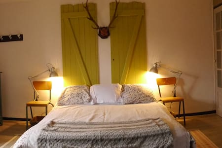 Bed & Breakfast - Le lit du Pré - Passy - Penzion (B&B)