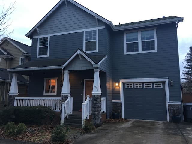 Beautiful Orenco Home, Near Intel, Nike, Genentec! - Hillsboro