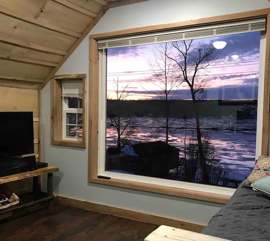 Lake View Loft with lake access -Finger Lakes