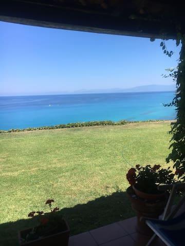 Casa vista mare Costa degli Dei  - Tropea