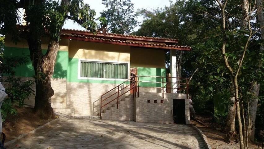 Casa para alugar Guaramiranga Sitio Via Lactea - Guaramiranga - Huis