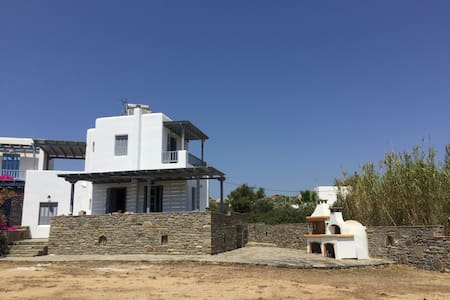 Villa Tonia (Sea View) in St. Peter / Plaka Naxos - Naxos
