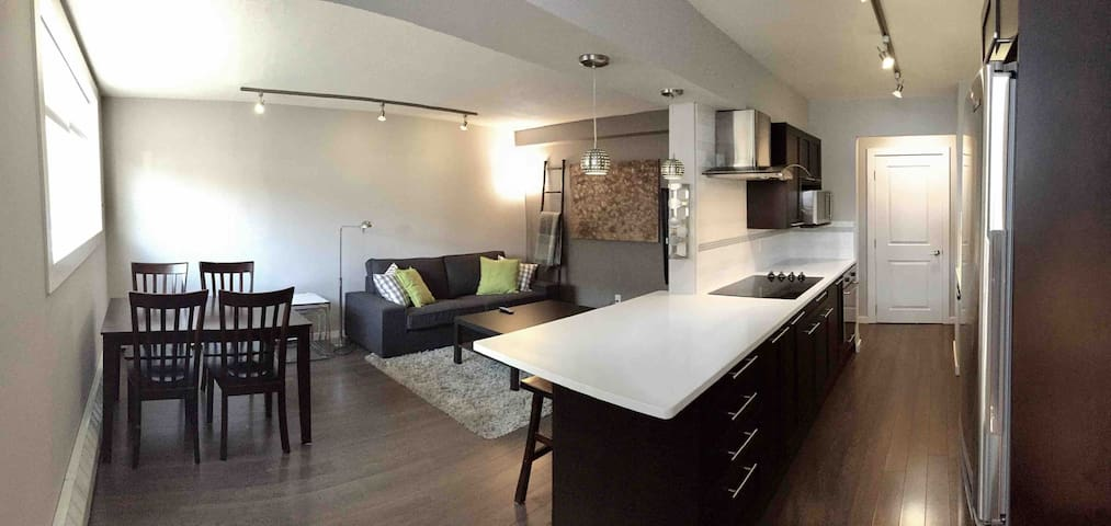 Perfectly Located Executive 1 Bdrm Whyte Ave