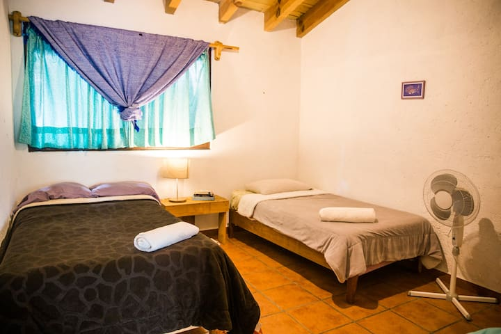 Room in the heart of Valle