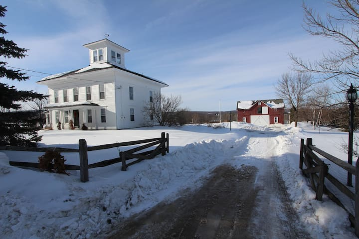 Amazing Country House. - Trumansburg - Casa