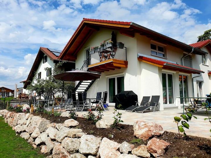 Oberland-Ferienwohnung (Königscard-Mitglied)