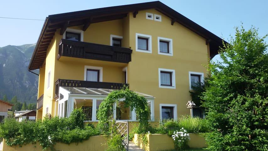 appartamento nelle  montagne  tirolesi - Leutasch - Appartement