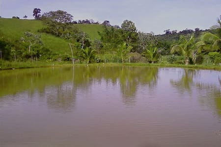 Sítio para temporada em Rio Novo - MG - Rio Novo