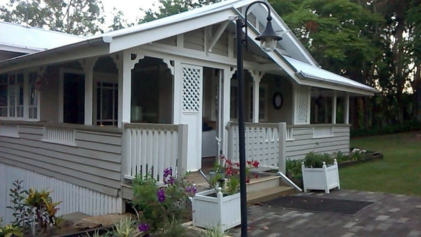 Keilor Lodge B&B, relax and unwind - North Maleny