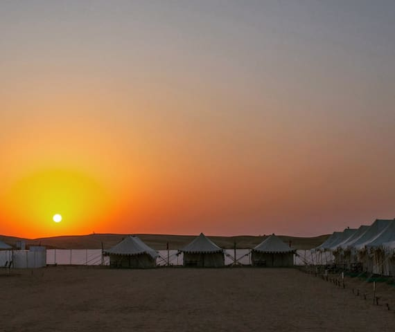 Oasis India Camps