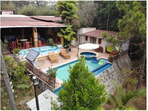 El Capricho - Colonial Styled Country House