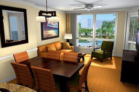 Ocean front Premium Spacious Villa - Princeville - Hus