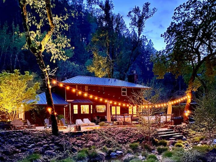 Private Escape in Wine Country *Monthly Discounts*