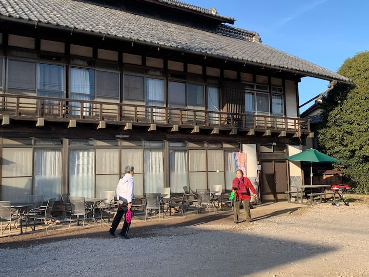 ❀Kiyomizu House❀ 22 guests・Event Hall・BBQ・Onsen