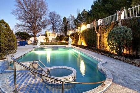 Casa independiente con agua termal - Santa Fe - Дом