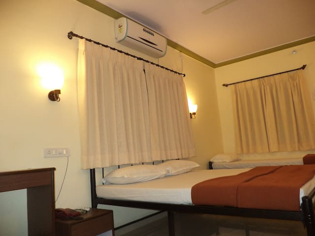 madhuvan cottage - Alibag - Departamento