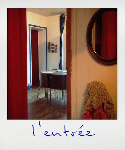 Un appartement avec vue