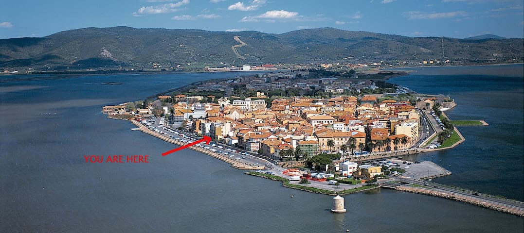 NEW ARGENTARIO VILLA W/ SEA VIEW TERRACE FOR 7 ! - Orbetello