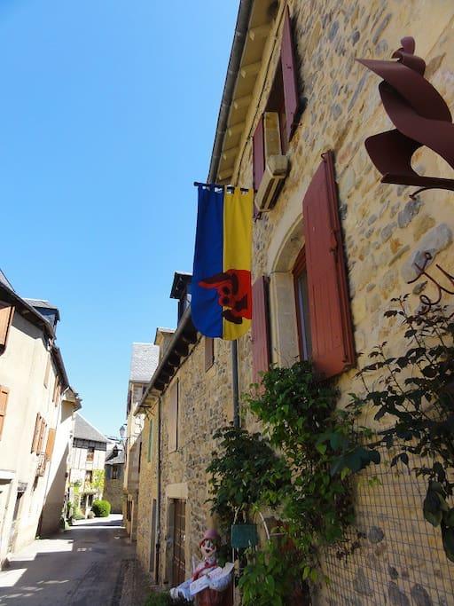 Rue de la Traverse