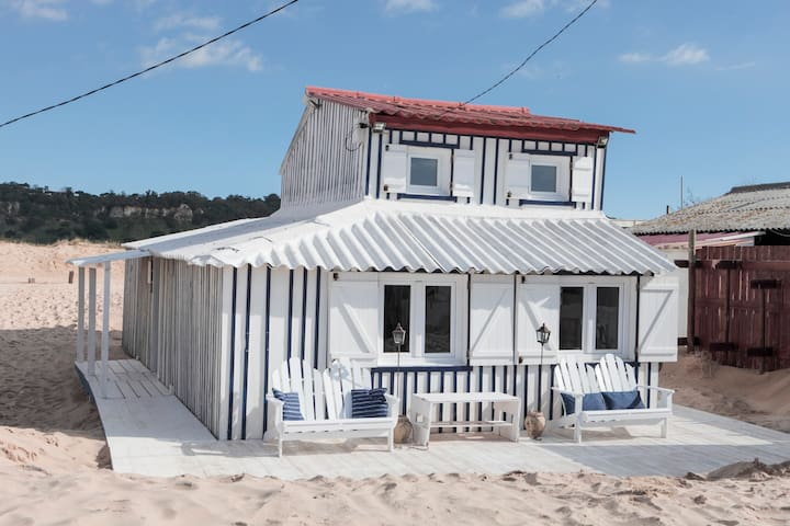 Amazing Beach House - Costa da Caparica - House