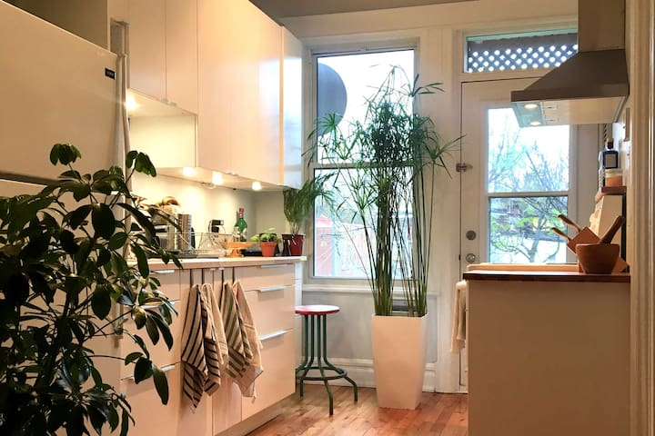 Smart, cosy apartment in the <3 of Petite-Patrie