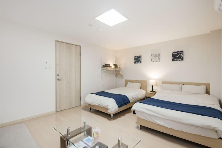 Awesome place YAMATOYA #room302 - Kyōto-shi - Bed & Breakfast