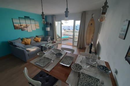 Summer apartment nearby the beach