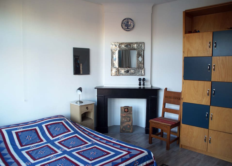Bedroom two persons