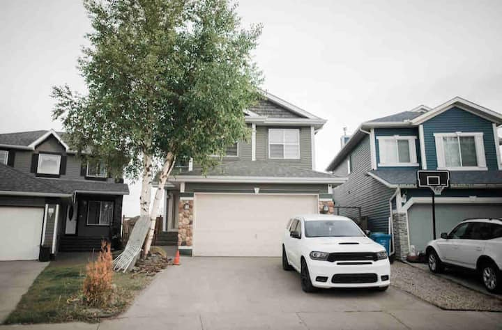 Bright & Spacious 1 BD Basement in Bridlewood!