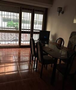 Dpto al frente / dos ambientes / balcon - Mar del Plata - Appartamento