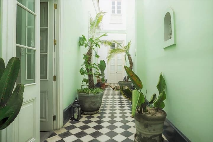Bohemian VILLA in heart of Barranco