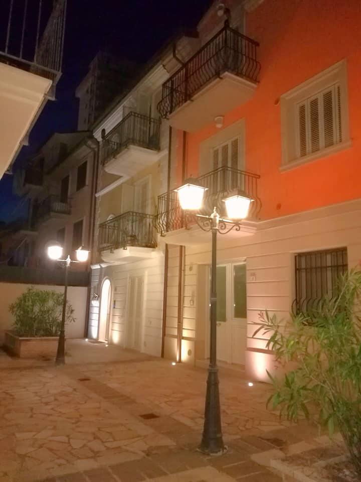 Porto Recanati Appartamento al mare con garage