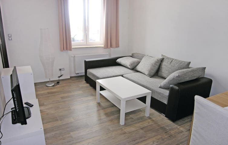 Holiday apartment with 2 bedrooms on 48 m² in Abertamy
