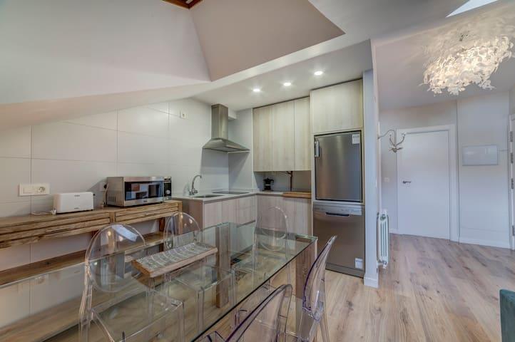 Apartamento en el Centro, Nuevo, de Diseño.