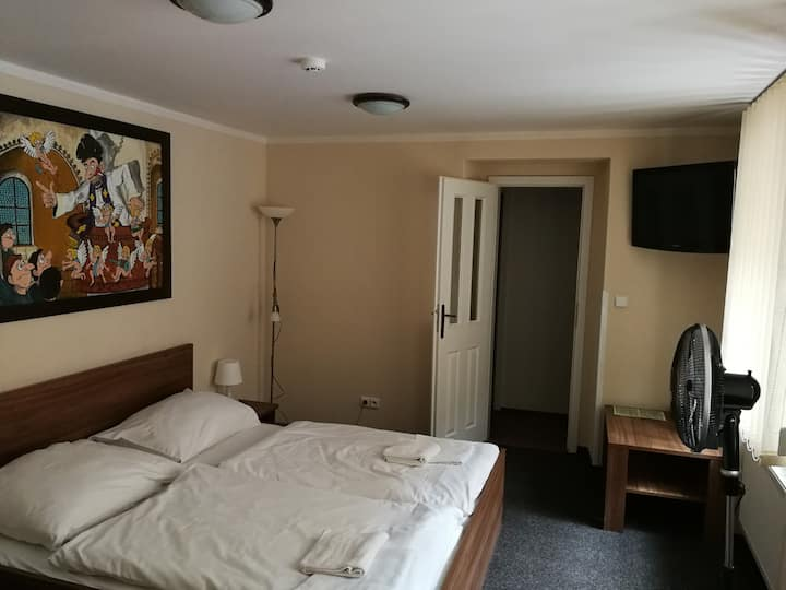 Penzion U Švejků - pokoj 4